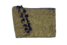 shawl olivgrün
